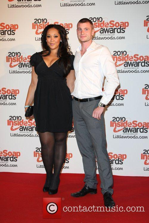 Donnaleigh Bailey The Inside Soap Awards 2010 -...