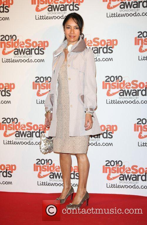 Seeta Indrani The Inside Soap Awards 2010 -...