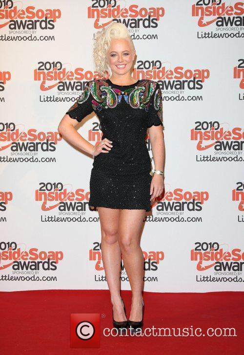 Charlie Clemmow The Inside Soap Awards 2010 -...