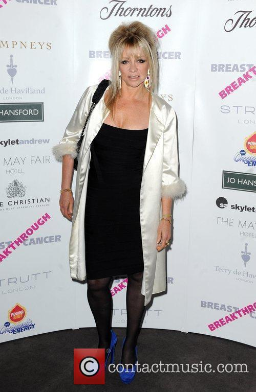 Jo Wood The Inspiration Awards For Women held...