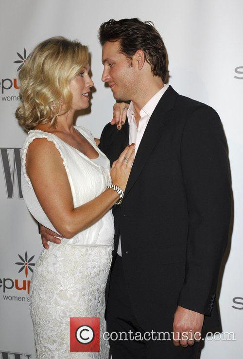 Jennie Garth and Husband Peter Facinelli 11