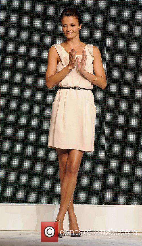 Helena Christensen Triumph Inspiration Awards 2010 Grand Final...