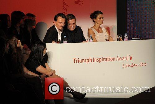 Triumph Inspiration Awards 2010 Grand Final held at...