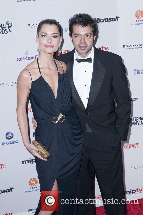 38th International EMMY Awards - Arrivals