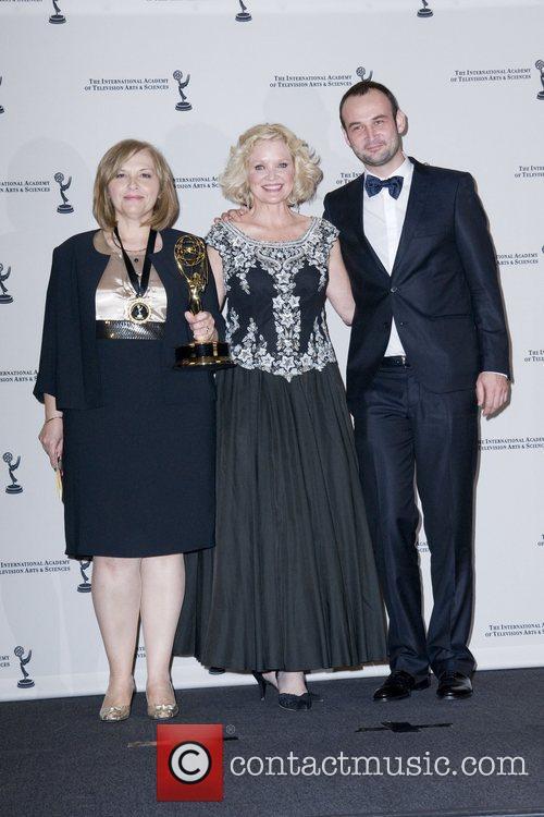 38th International EMMY Awards - Press Room