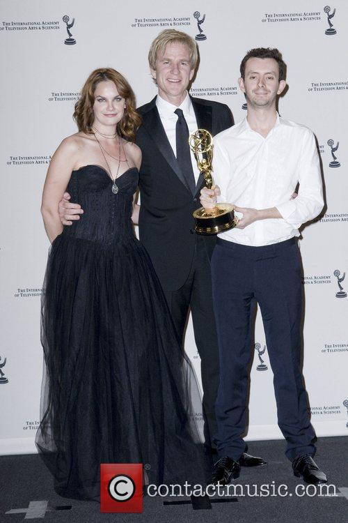 Ruth Wilson and Matthew Modine 2