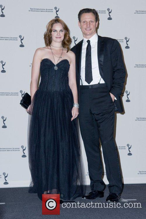 Ruth Wilson and Tony Goldwyn 1