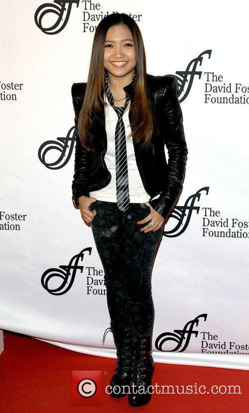 Charice  An intimate evening with David Foster...
