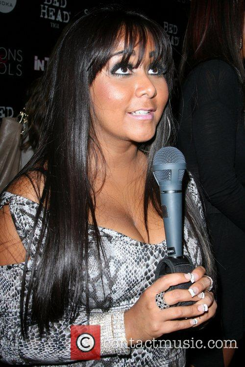 Nicole Polizzi and Celebration 8