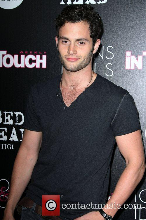 Penn Badgley and Celebration 1