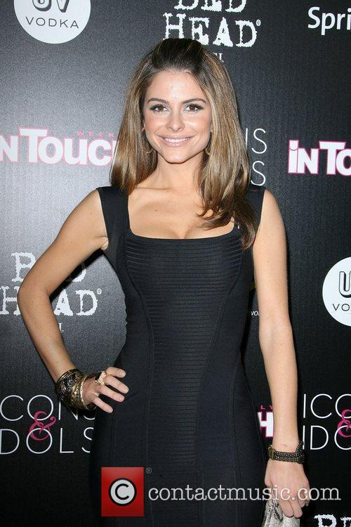 Maria Menounos and Celebration 6