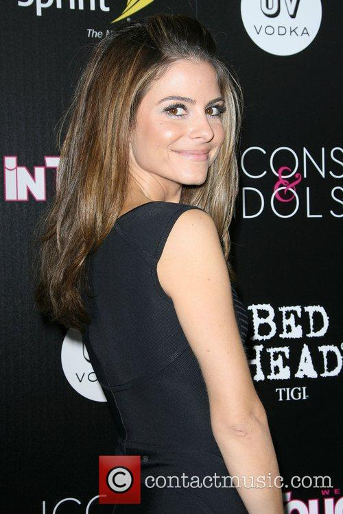 Maria Menounos and Celebration 4