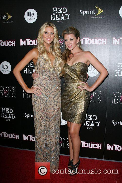 Stephanie Pratt, Celebration and Lo Bosworth 5