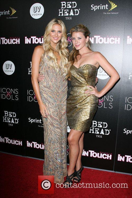 Stephanie Pratt, Celebration and Lo Bosworth 6