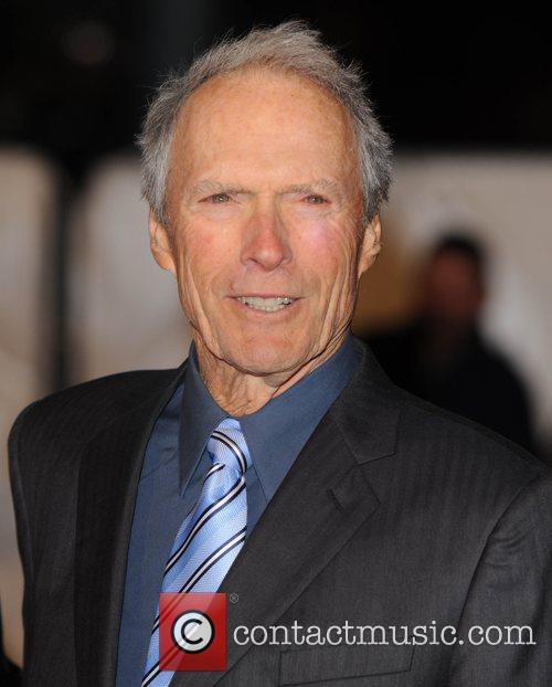 Clint Eastwood 'Invictus' UK premiere held at the...