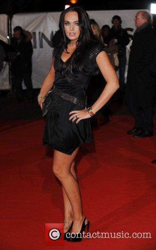 Tamara Ecclestone 'Invictus' UK premiere held at the...