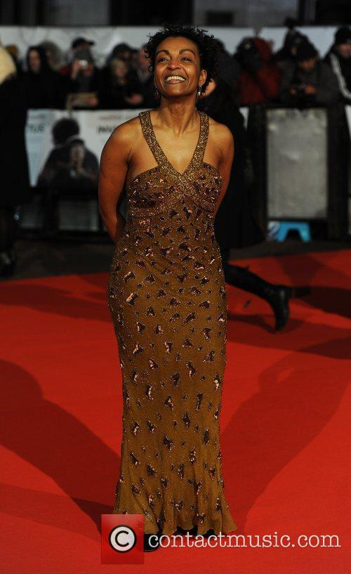 'Invictus' UK premiere held at the Odeon West...