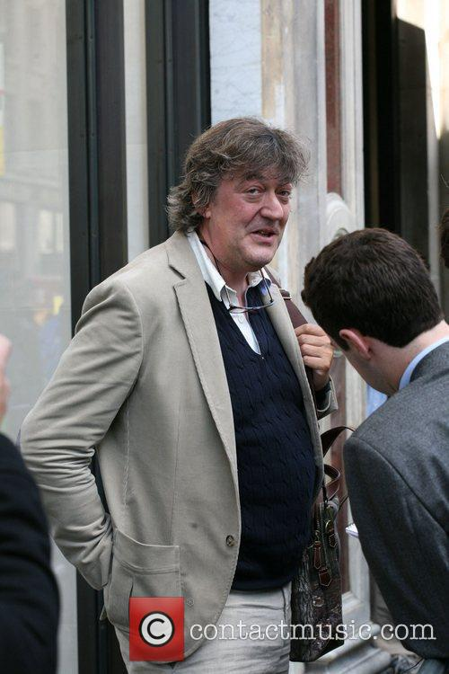 Stephen Fry, who has long championed Apple Mac...