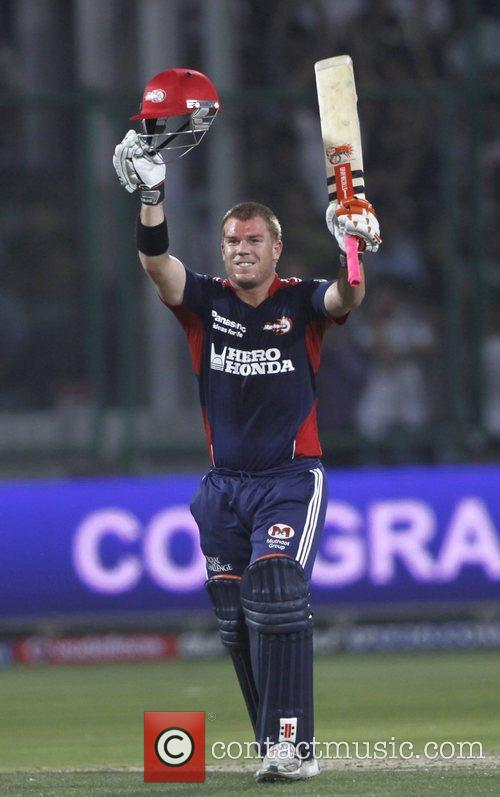 During the Delhi Daredevils v Kolkata Knight Riders...