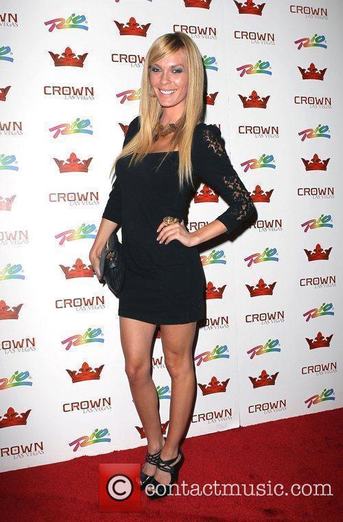 Jasmine Dustin  Iron Man 2 actresses Anya...