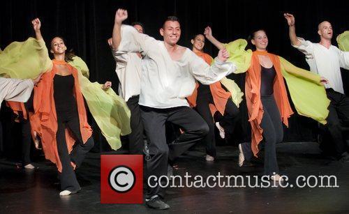 Israeli Dance Theater of Ramat Gan perform at...