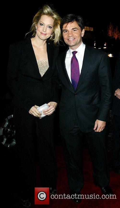 Alexandra Wentworth and George Stephanopoulos 1