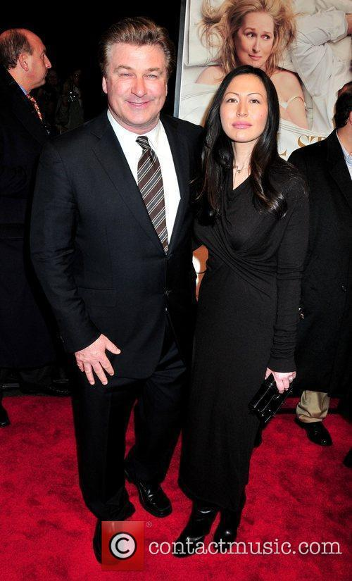 Alec Baldwin and Nicole Seidel 3