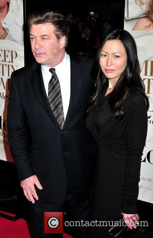 Alec Baldwin and Nicole Seidel 4