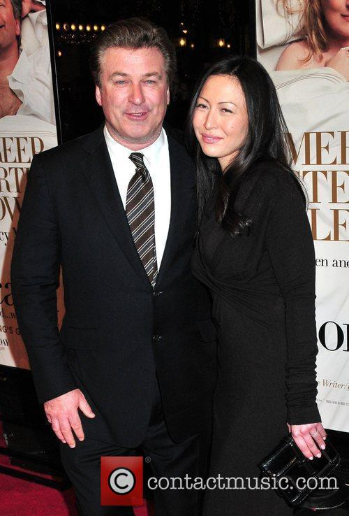 Alec Baldwin and Nicole Seidel 2