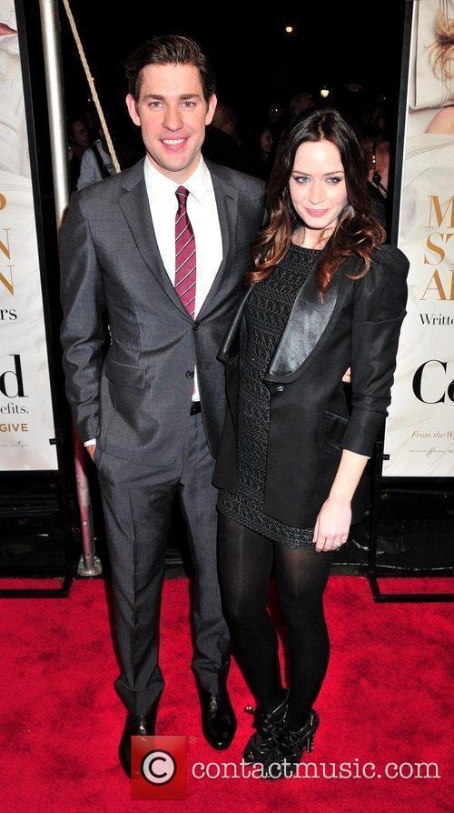 John Krasinski and Emily Blunt 3