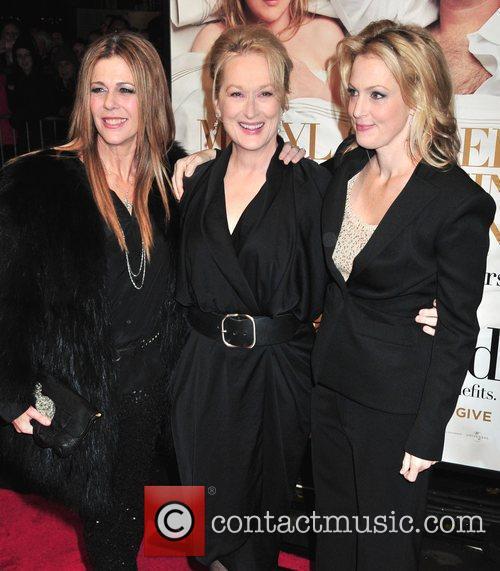 Rita Wilson and Meryl Streep 1