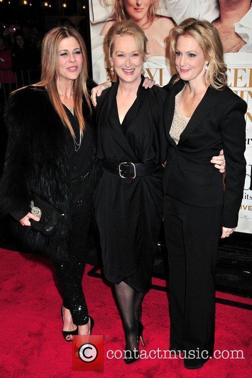 Rita Wilson and Meryl Streep 6