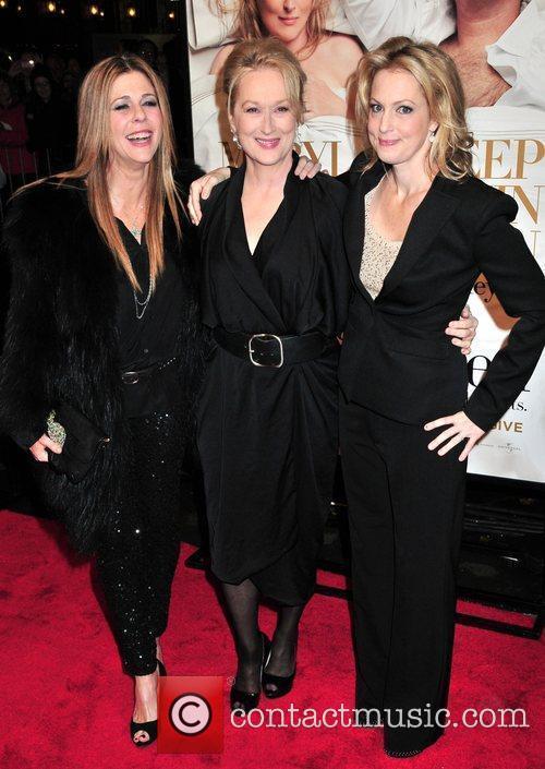 Rita Wilson and Meryl Streep 7