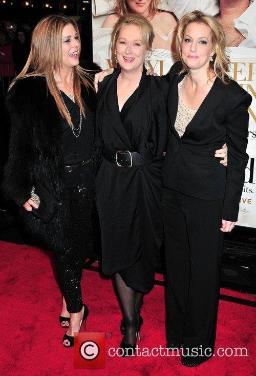 Rita Wilson and Meryl Streep 5