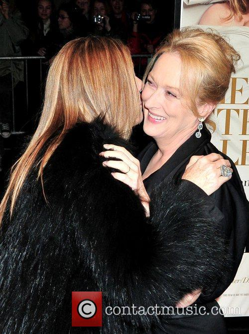 Rita Wilson and Meryl Streep 2