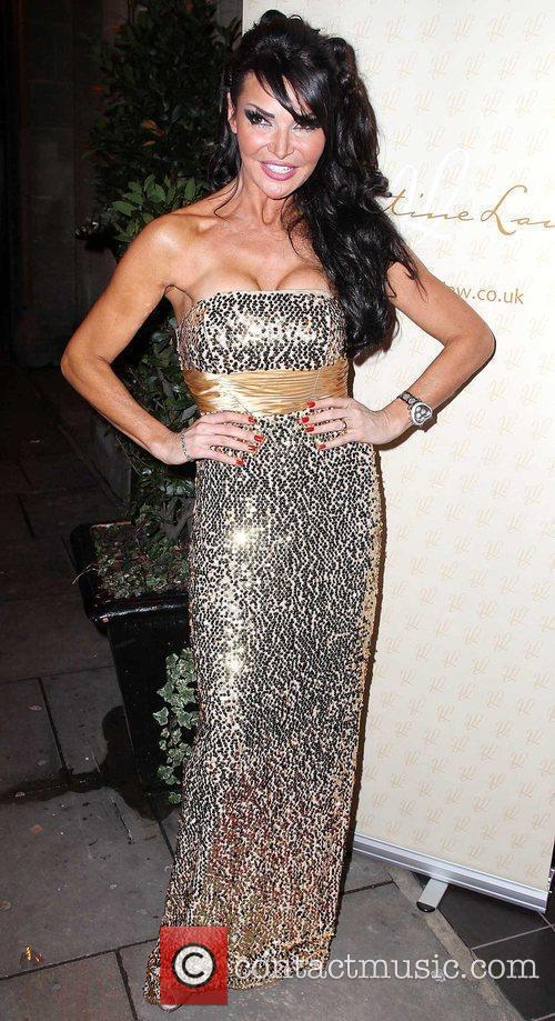 Lizzie Cundy ITV At The Movies - Series...