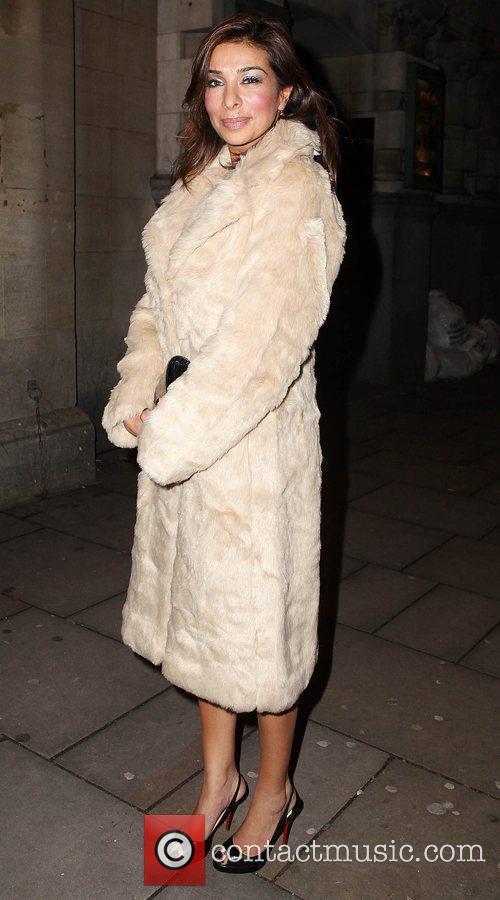 Shobna Gulati ITV At The Movies - Series...