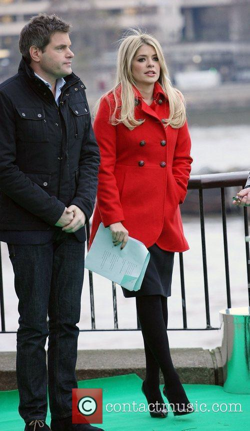 Holly Willoughby and Mark Durden-smith 4