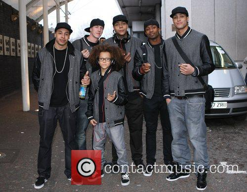 Diversity at the ITV studios London, England
