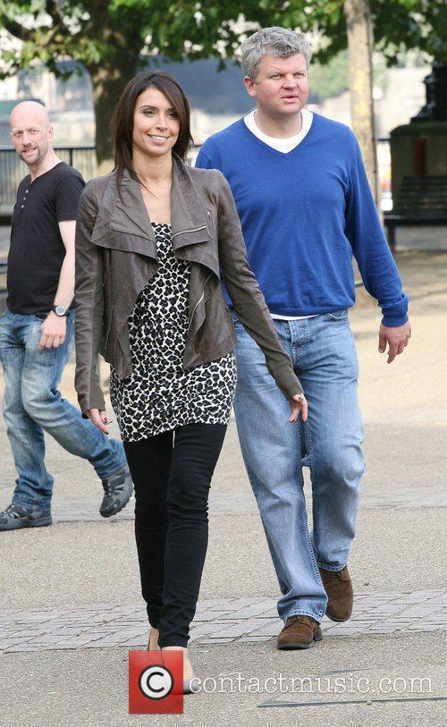 Adrian Chiles and Christine Bleakley 11