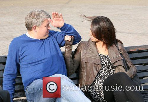 Adrian Chiles and Christine Bleakley 9