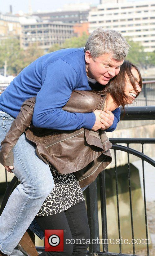 Adrian Chiles and Christine Bleakley 10