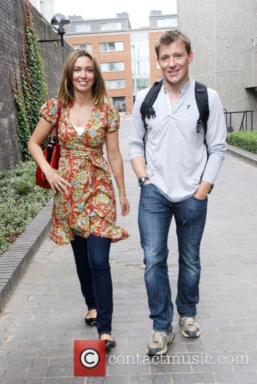 Emma Crosby and Ben Shephard 2