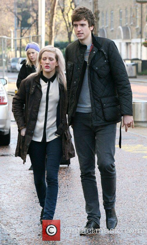 ellie goulding and greg james split up. Ellie Goulding ITV Studios