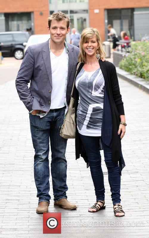 Ben Shephard and Kate Garraway leave the ITV...