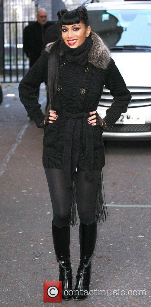 Nicole Scherzinger, ITV Studios
