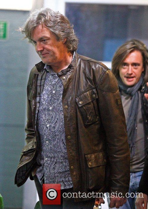 James May and Richard Hammond leave the ITV...