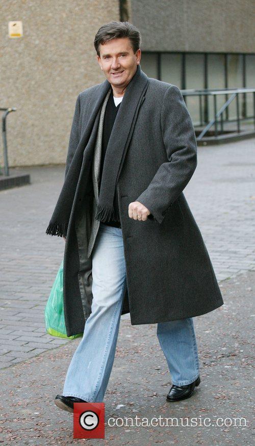 Daniel O'Donnell leaving the ITV Studios