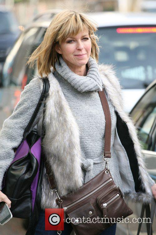 Kate Garraway leaving the ITV Studios