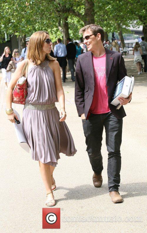 Emma Crosby and Ben Shephard 5
